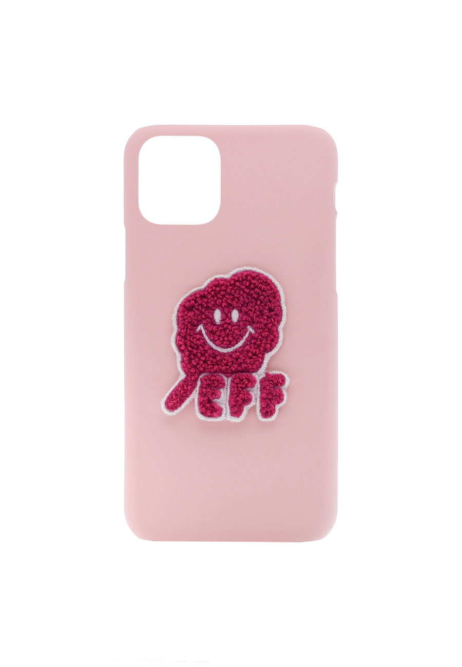 CLOTTYSMILE CC PHONE CASE[PINK]