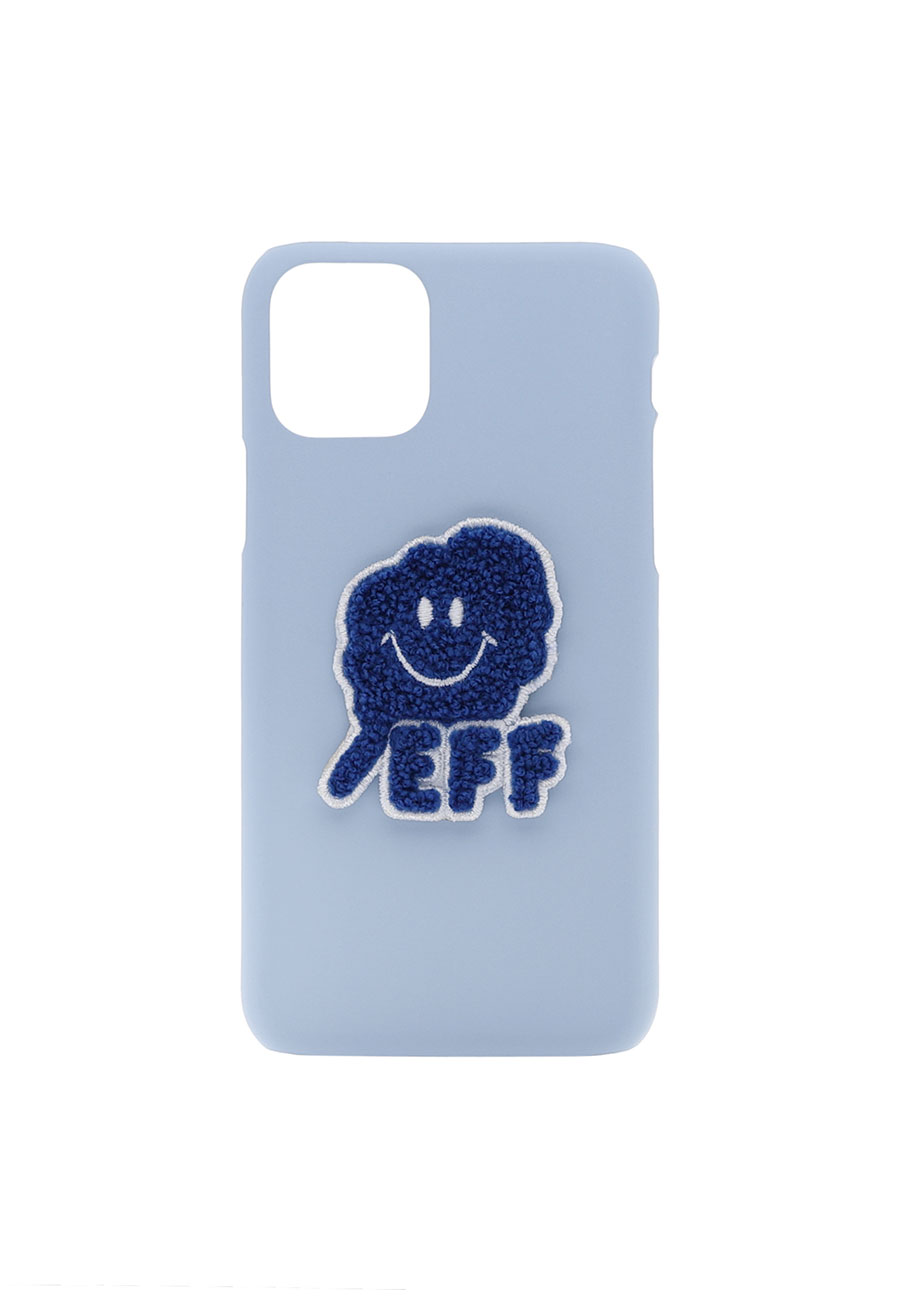 CLOTTYSMILE CC PHONE CASE[BLUE]